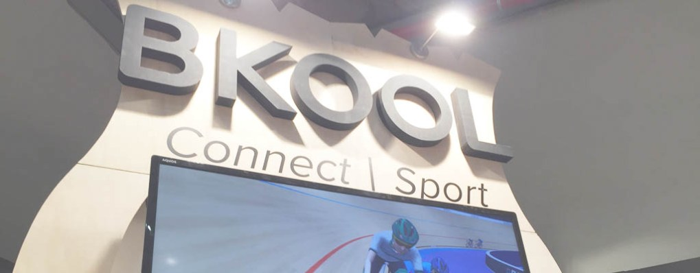 Bkool Unibike madrid 2017 smart Air