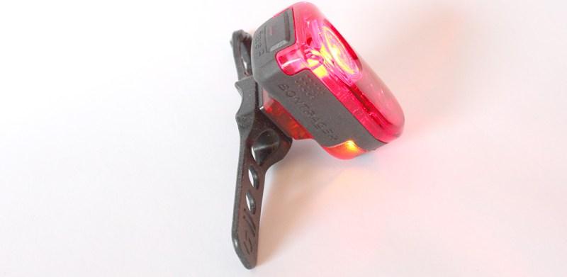 Bontrager Flare, luz trasera para bicicletas, luz de bici trek