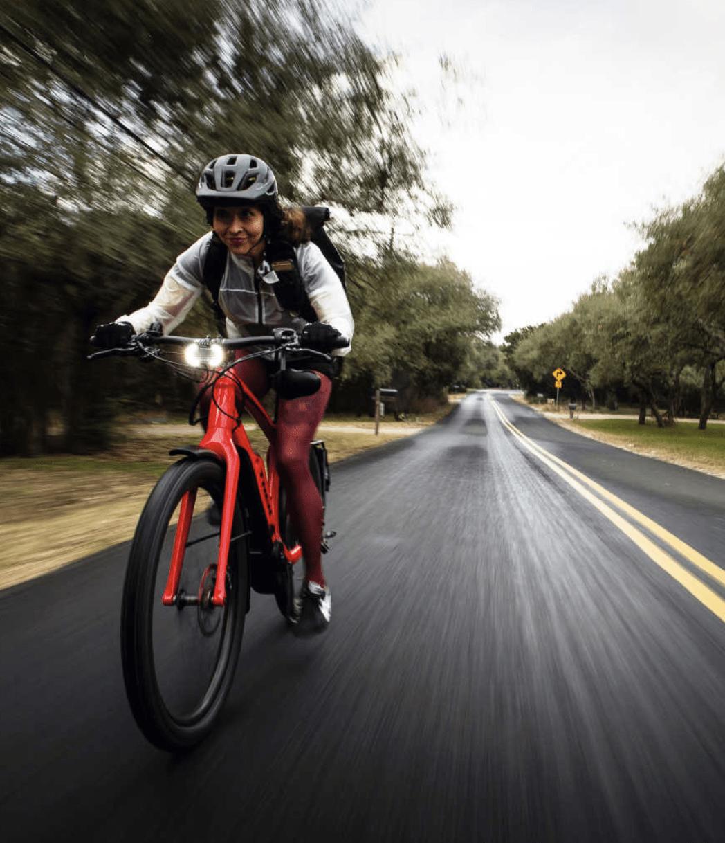 Bicicleta eléctrica JoanSeguidor