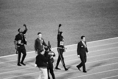 olimpicos 1968 blackpower