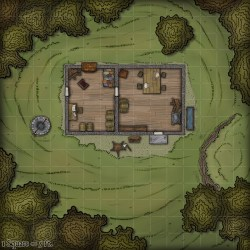 Dnd Forest Map