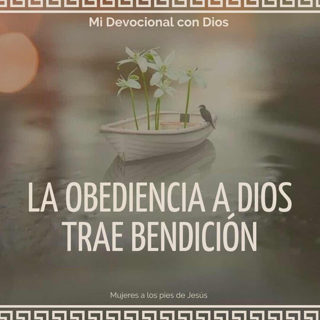 Conduce a la vida eterna La Obediencia A Dios Trae Bendicion