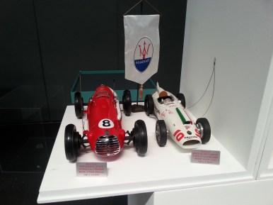 modellini vetture da corsa