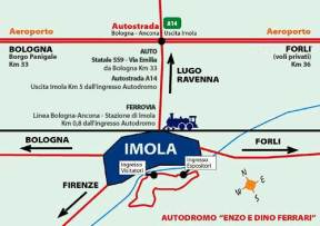 imola classic car show plant