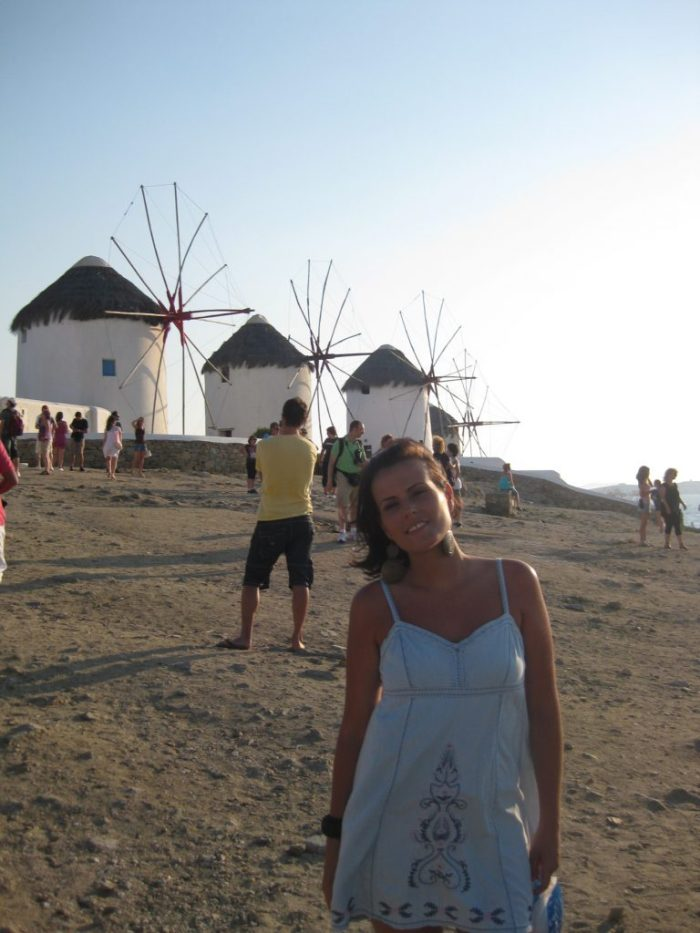 Viaje a la isla de Mykonos