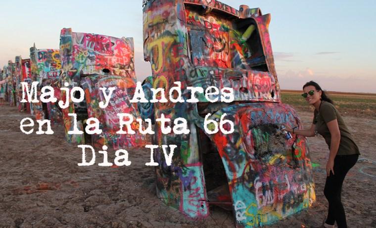 Ruta 66 Vídeo Día 4