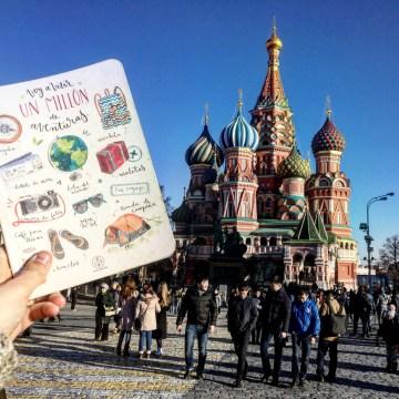 Viaje a Moscú