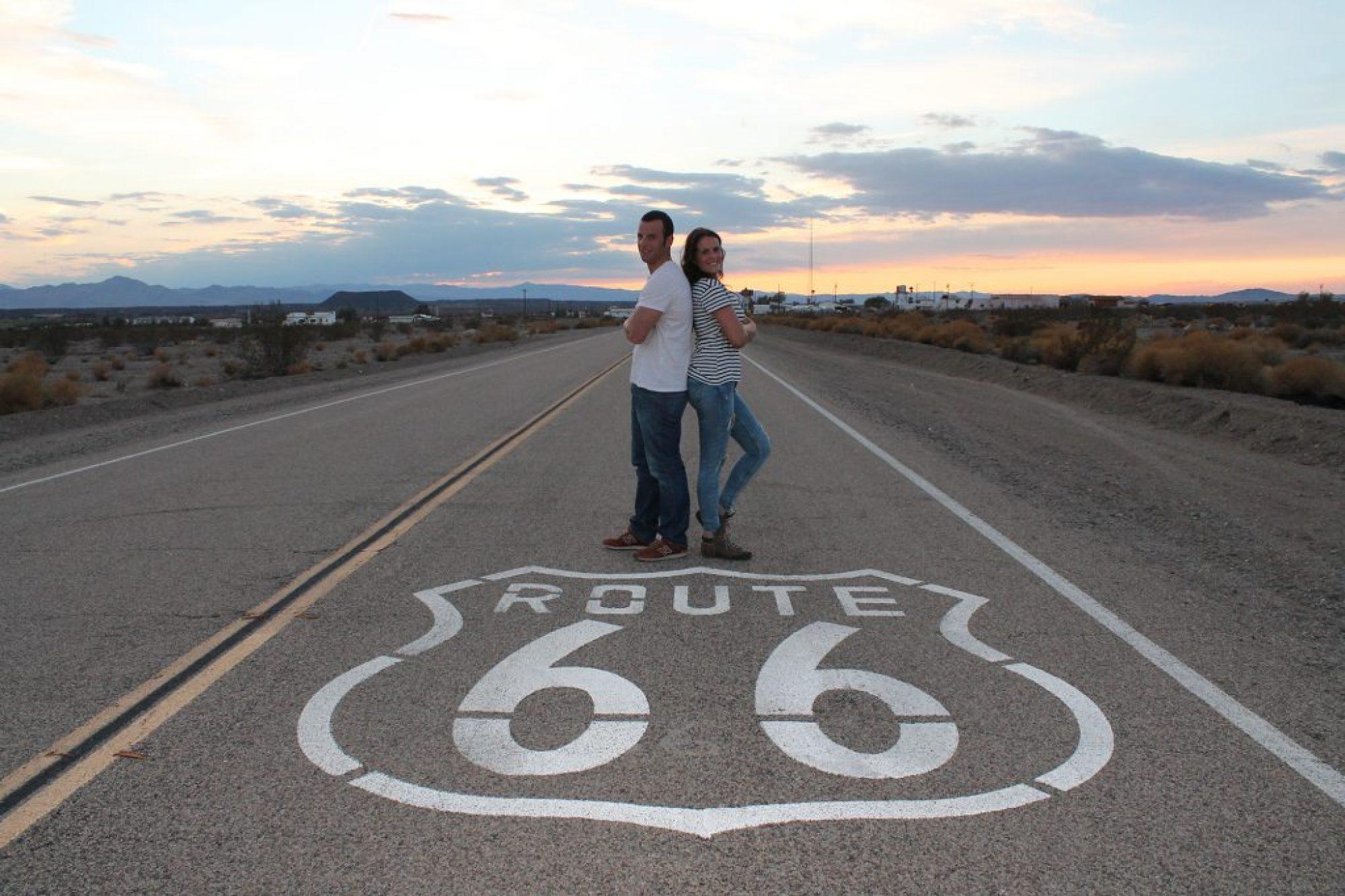 Ruta 66 Día 8