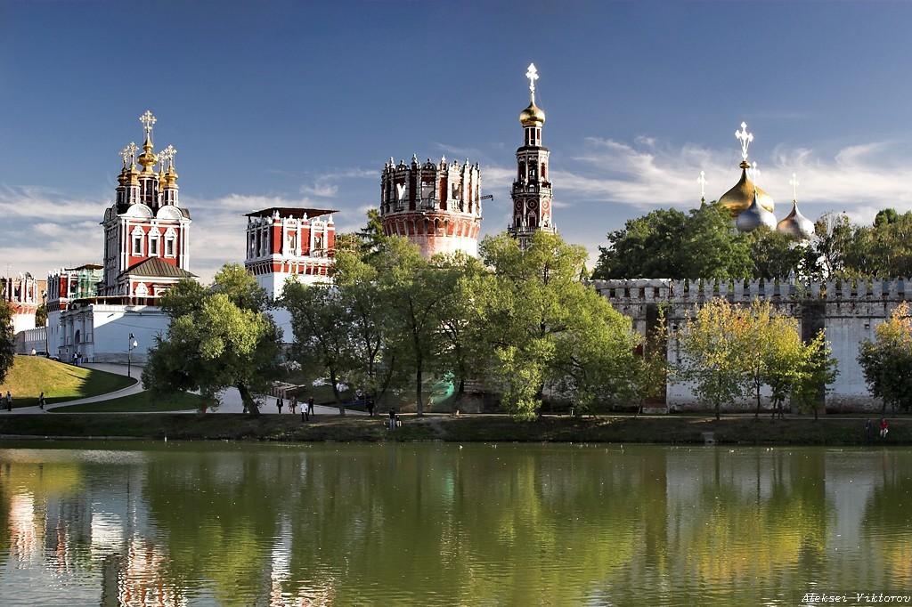 Convento Novodevichy