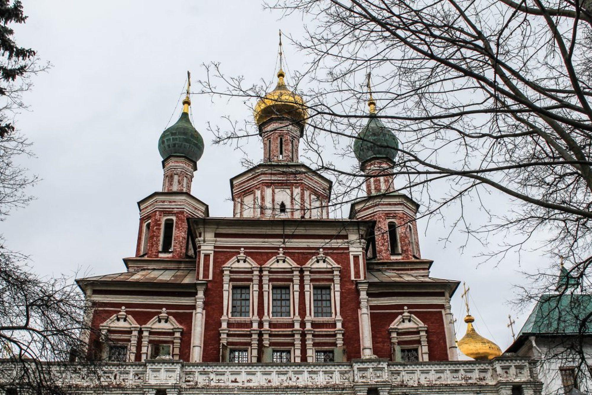 Convento Novodevichy-5