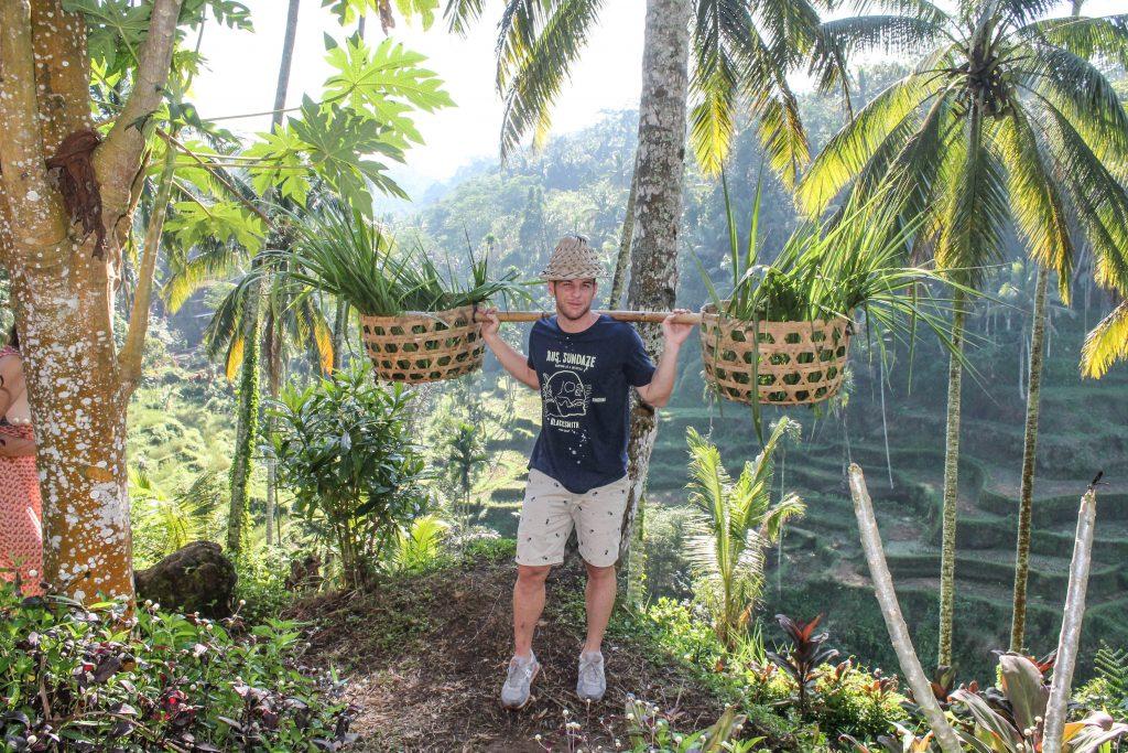 Bali con conductor - Día 1-7