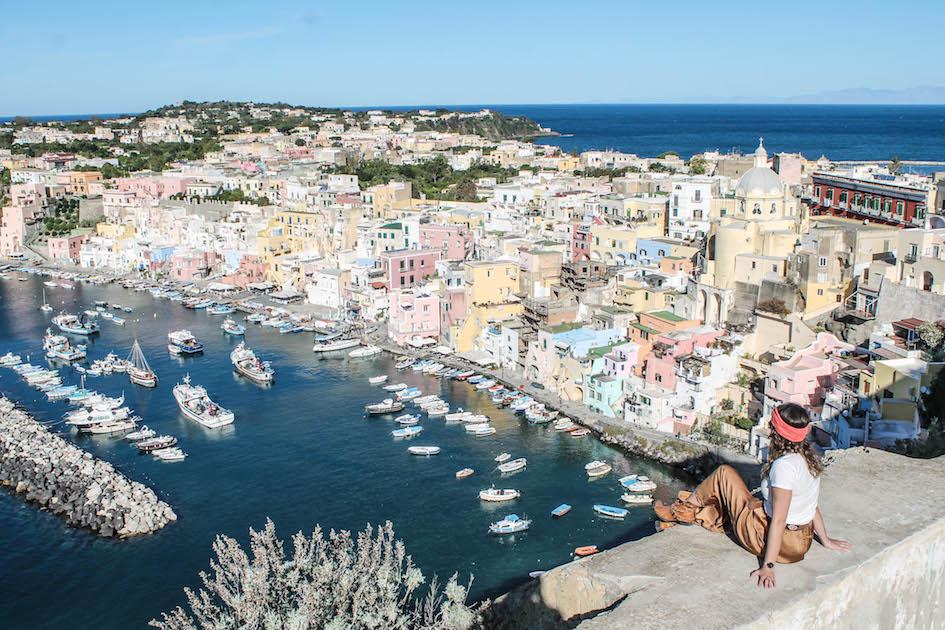 Viaje a Nápoles en 4 días