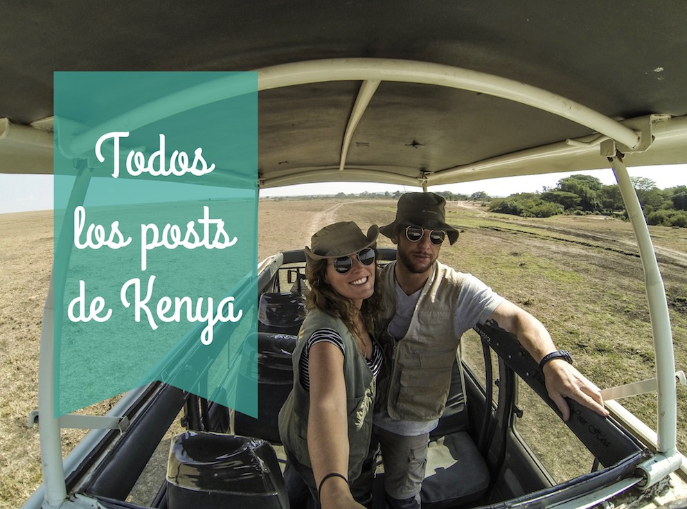 Safari en Kenya por libre