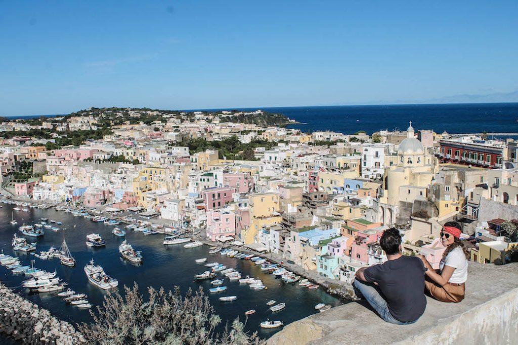 Ruta y preparativos de viaje a Nápoles en 4 días
