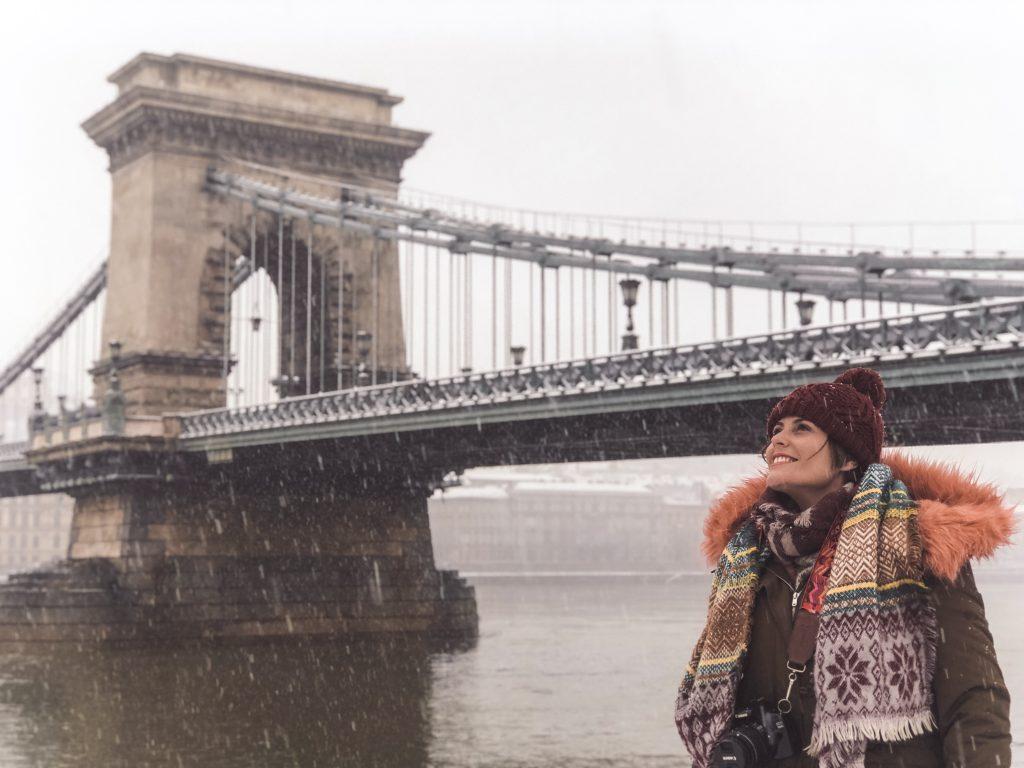 Preparativos de viaje a Budapest