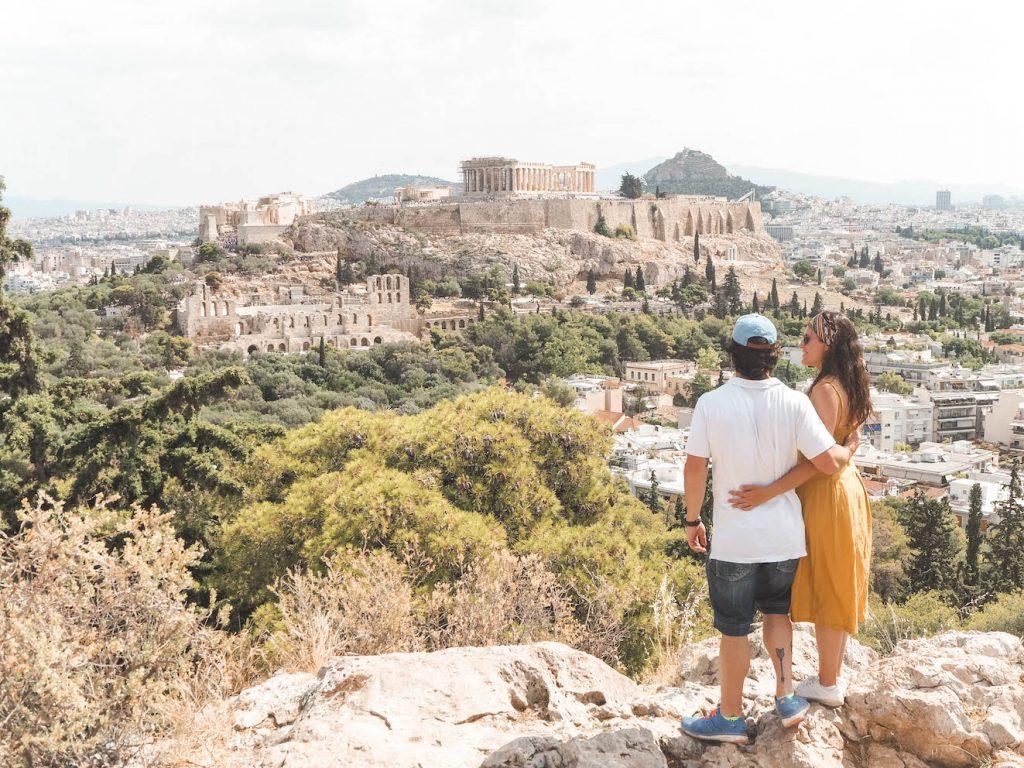 Qué ver en Atenas en dos días - Guía de viaje