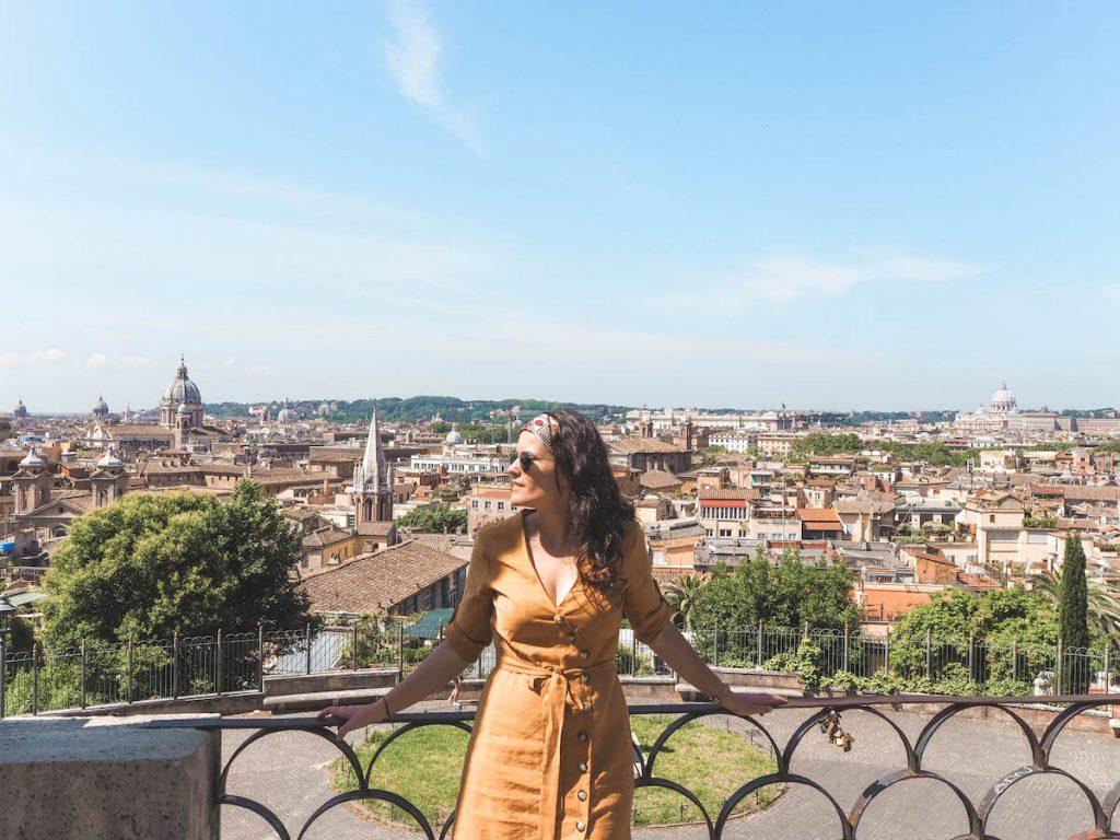 Miradores de Roma