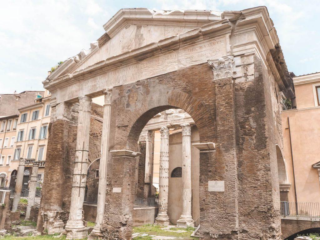 Barrio Judío de Roma