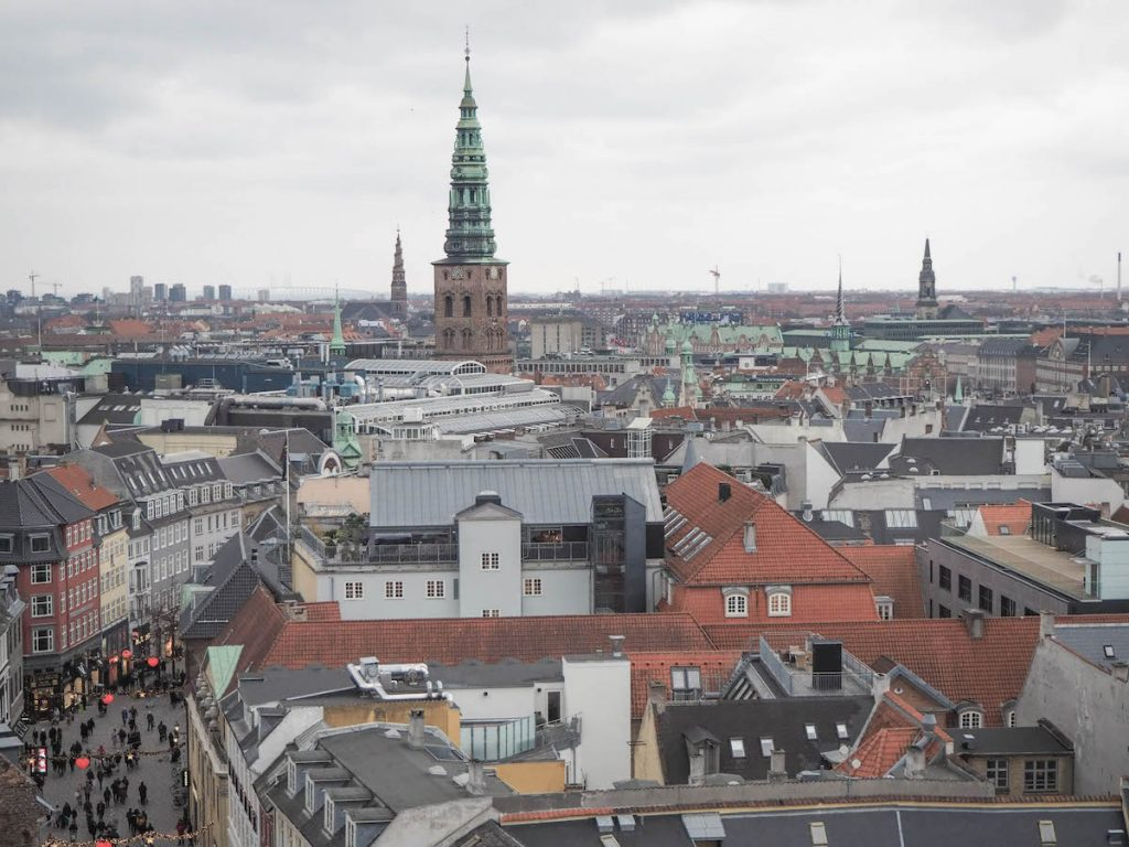 Vistas Copenhague