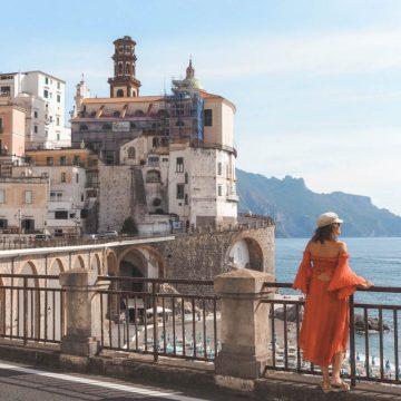 Costa Amalfitana en coche