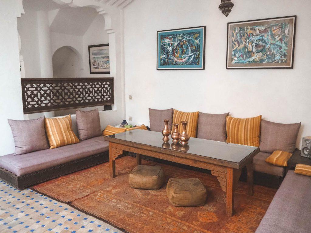 Donde alojarse en Tanger