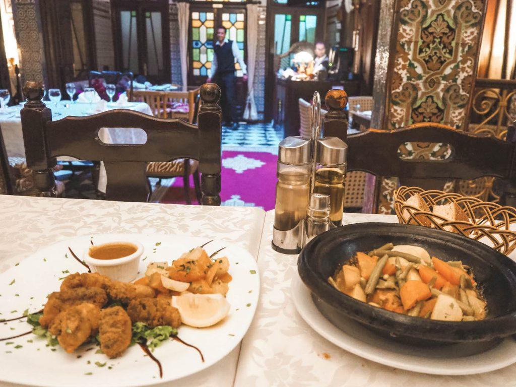 Gastronomia Marruecos
