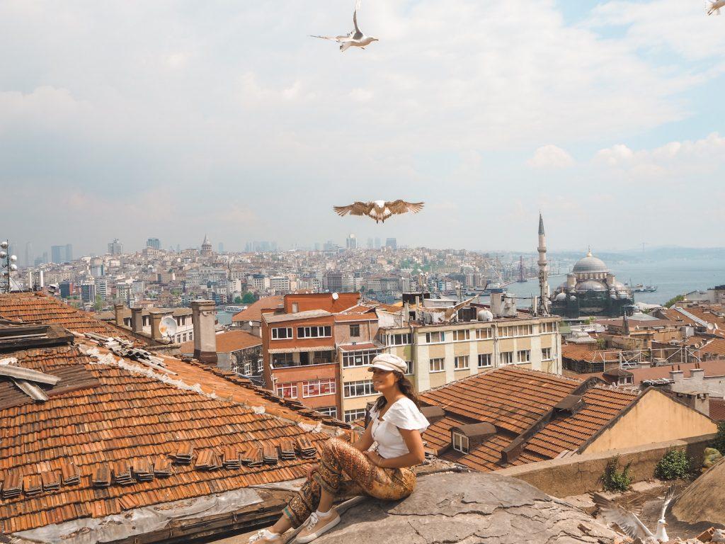 Las mejores vistas de Estambul