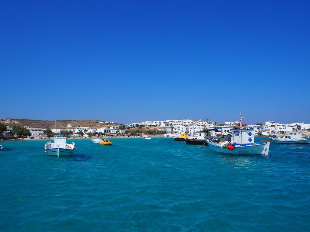 Puerto de Koufonisia