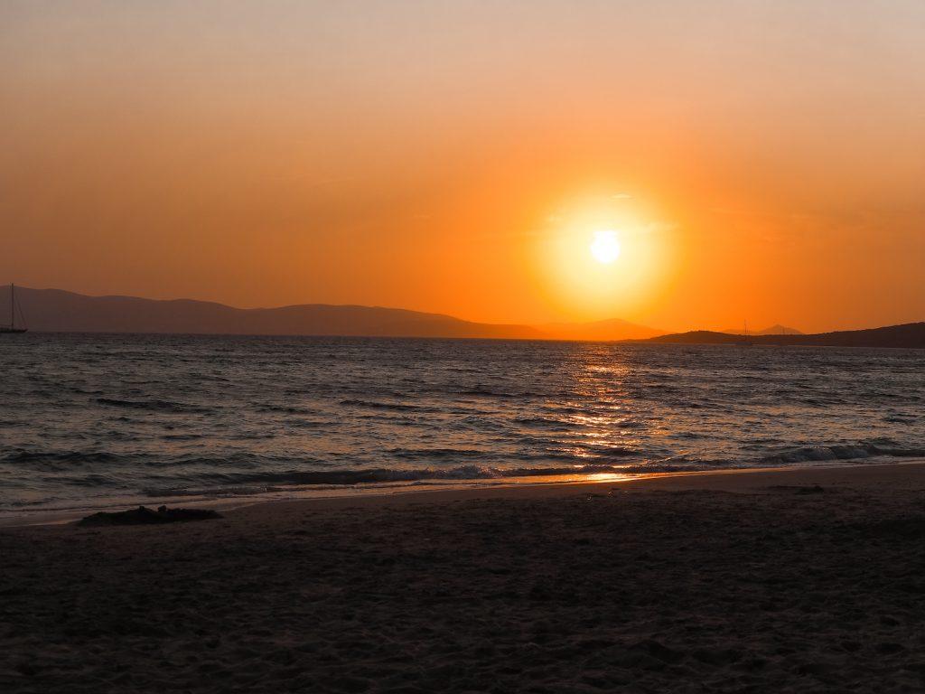 Playas de Naxos