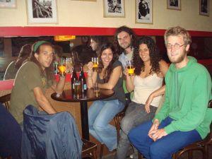 Los coleguitas de Buenos Aires
