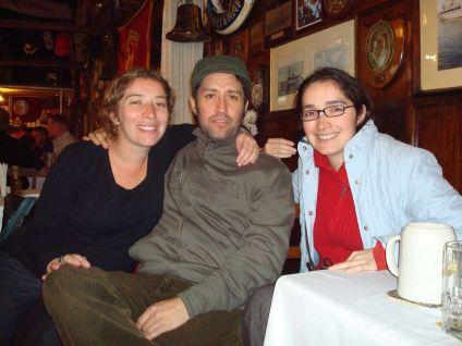 Pily, Andrés, Carola