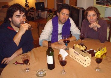 gonzalo, andres, pily