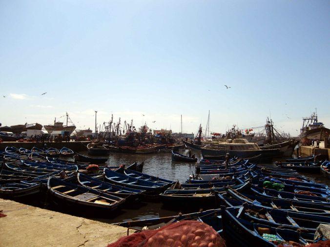 puerto_essaouira_marruecos_elviajenotermina_blog de viajes