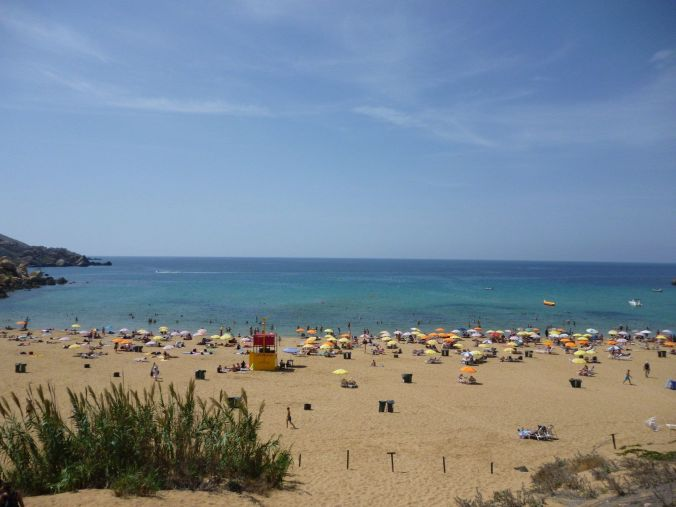golden_bay_malta_elviajenotermina_blog de viajes