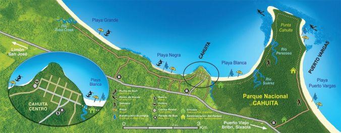 mapa cahuita_costa rica_blog viajes_el viaje no termina