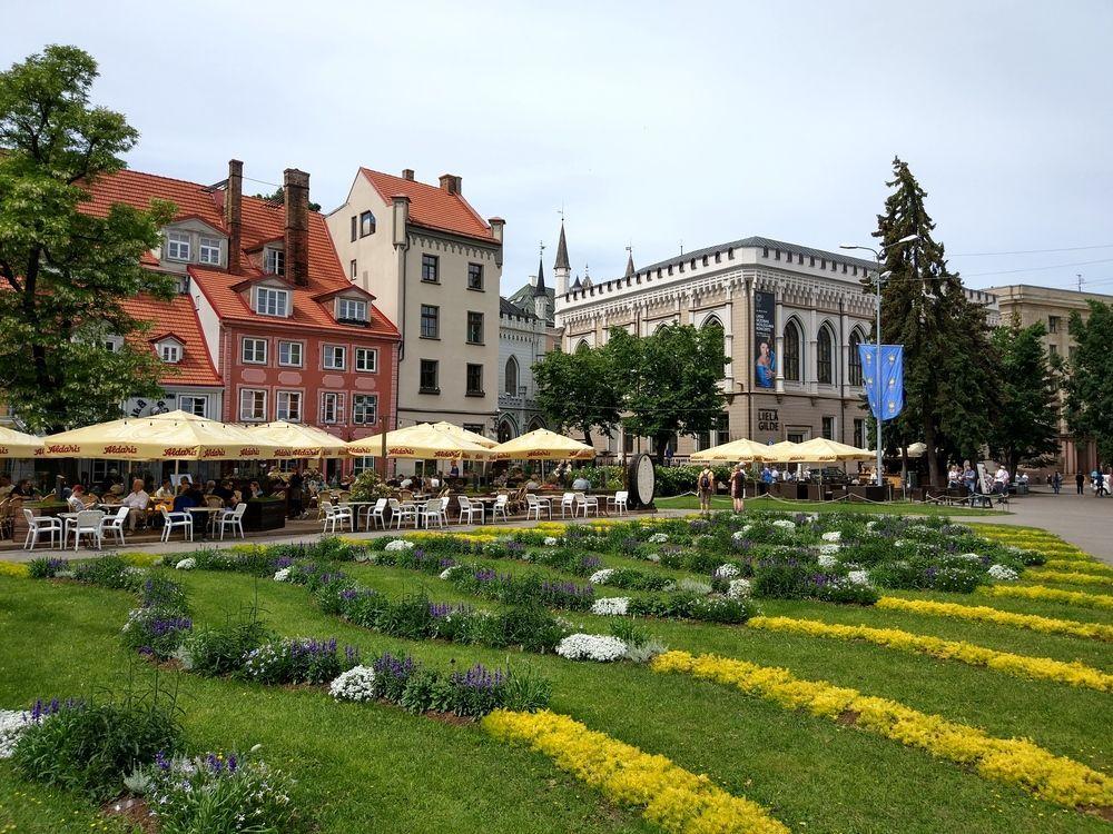 Riga - El Viaje No Termina