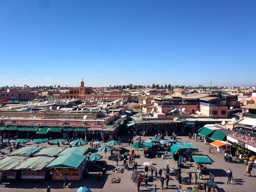 Marrakech - El Viaje No Termina