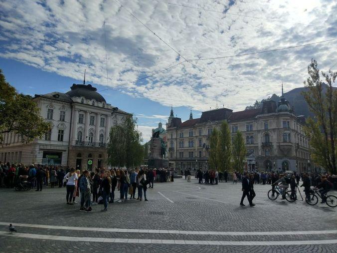 Liubliana - Eslovenia - Blog Viajes - El Viaje No Termina