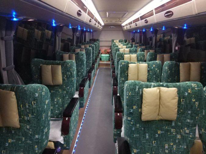 Bus Birmania - Blog Viajes - El Viaje No Termina