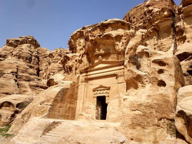 Little Petra - Viaje a Jordania - El Viaje No Termina