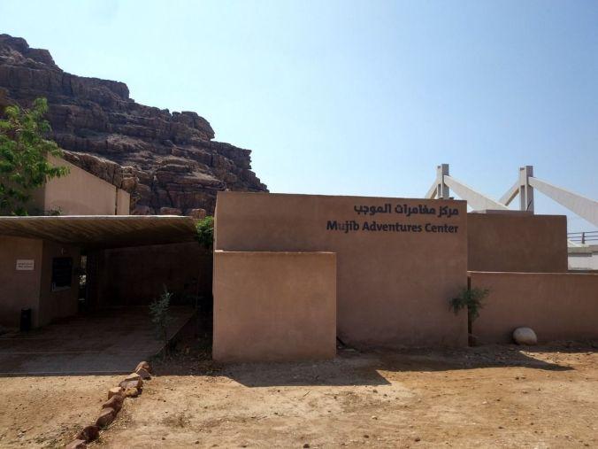 Wadi Mujib - Viaje a Jordania - El Viaje No Termina