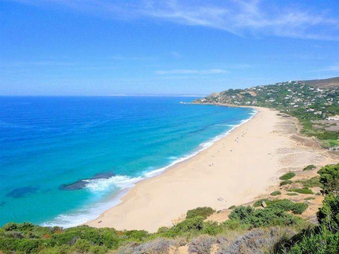 Playa de los Alemanes - Cadiz - El Viaje No Termina