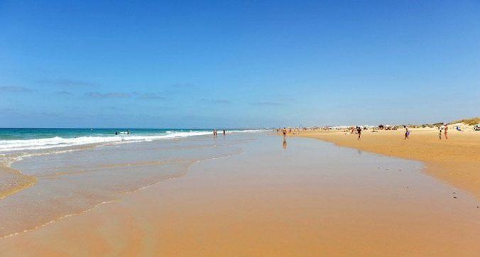 Playa el Palmar - Cadiz - El Viaje No Termina