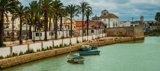 Puerto de Santa Maria - Cadiz - El Viaje No Termina