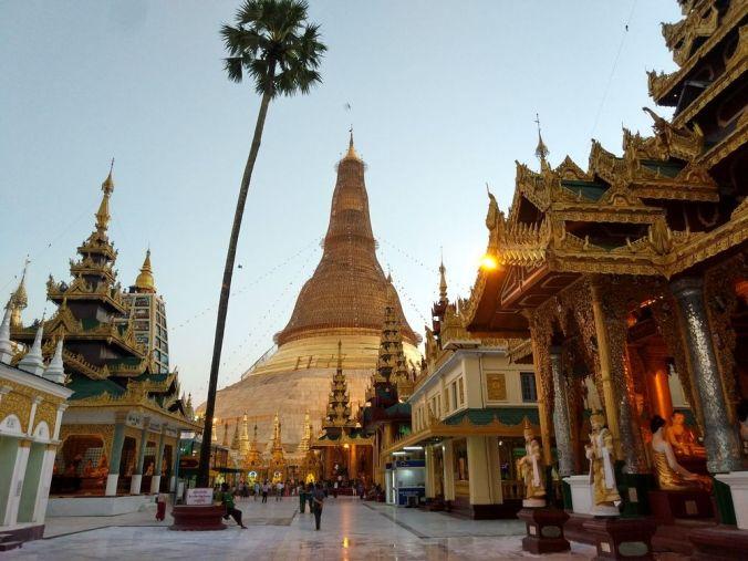 Yangon - Birmania - El Viaje No Termina