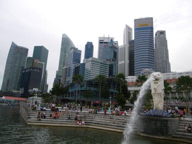 Singapore - El Viaje No Termina