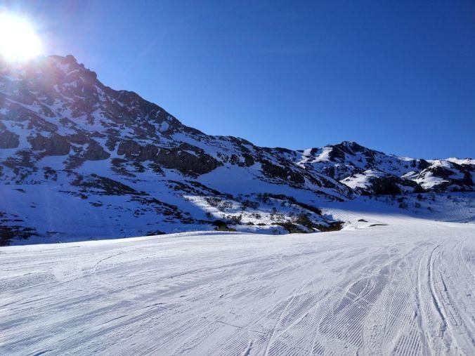 Vacaciones de Esquí - El Viaje No Termina