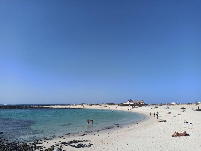 Playa de la Concha - Fuerteventura - El Viaje No Termina