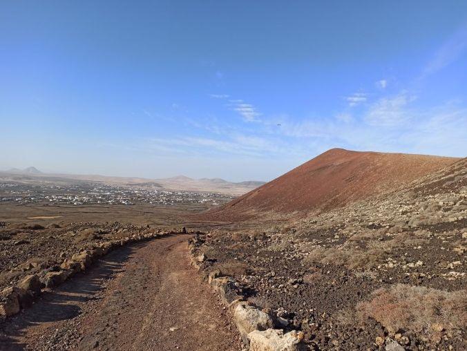 Volcan Lajares - Fuerteventura - El Viaje No Termina