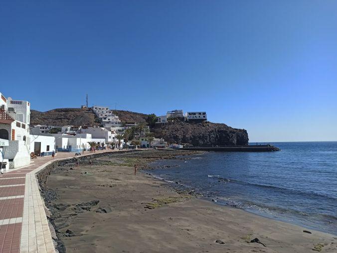 Las Playitas - Fuerteventura - El Viaje No Termina